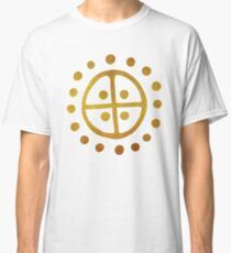 Wheel Cross Classic T-Shirt