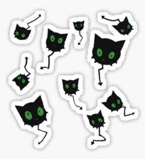 Coal Tars !! Sticker