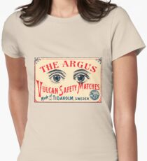 Argus  Womens Fitted T-Shirt