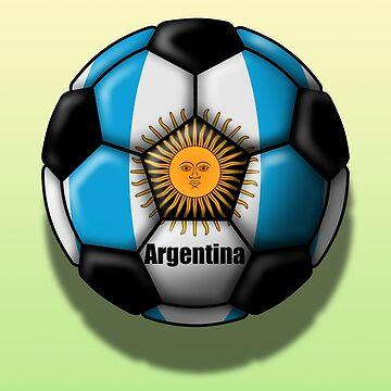 Argentina Ball by kuuma