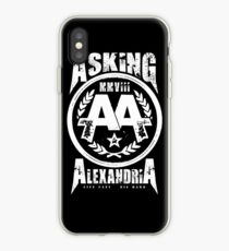 Asking Alexandria England Rock N' Roll From Death To Destiny iPhone Case