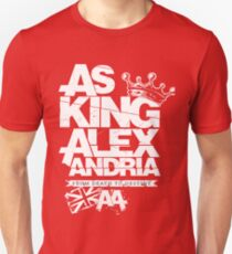 King Asking Alexandria England Rock N' Roll From Death To Destiny T-Shirt