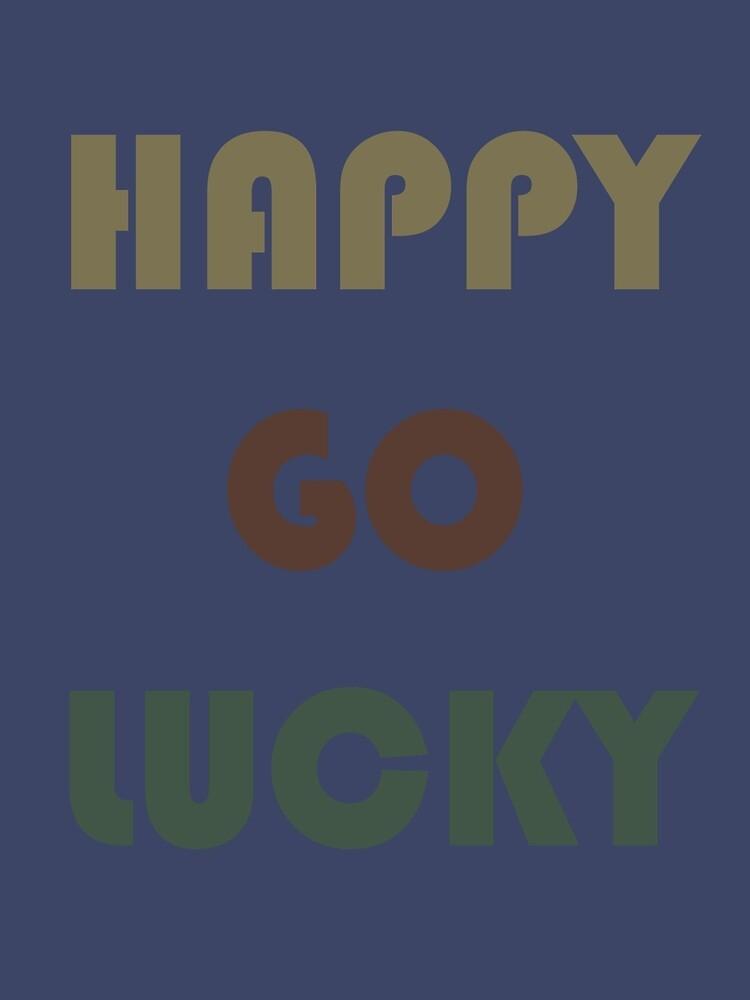 HAPPY-GO-LUCKY by Pathos