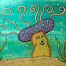 Singing Sea Anenome by chongolio