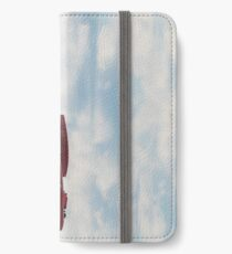 Red Arrows iPhone Wallet