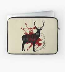The Devil is in the details Laptop Sleeve
