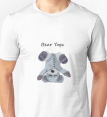 Bear yoga T-Shirt