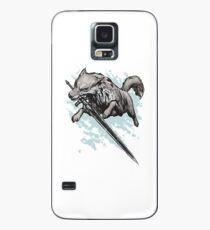 The Swordswolf Case/Skin for Samsung Galaxy