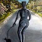"""""""Catwoman, retired"""" by joshua bloch"""