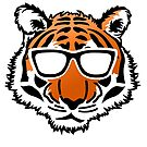 Hipster Tiger by pda1986