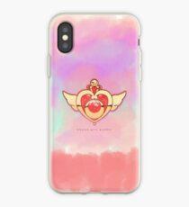 Sailor Moon | Crisis Moon Compact (Phone Case) iPhone Case