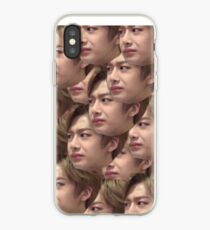 hyungwon iPhone Case