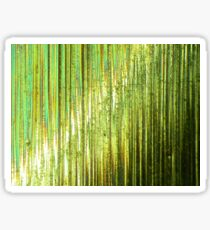 Shinny Lines - Landscape Sticker