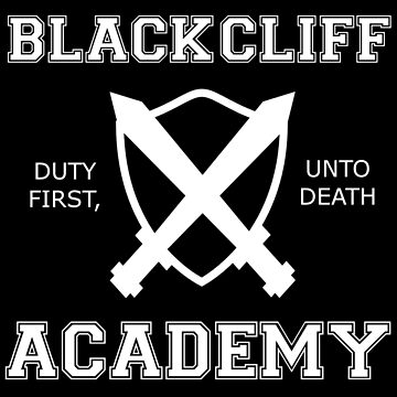 BLACKCLIFF ACADEMY- An Ember In The Ashes - WHITE by buttermybooks