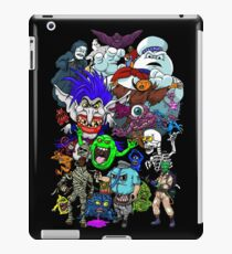I Ain't Afraid Of No Ghost iPad Case/Skin