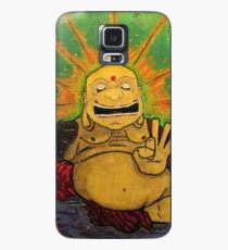 The Happy Buddha Case/Skin for Samsung Galaxy