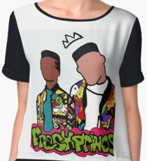 Fresh Prince Reloaded Chiffon Top
