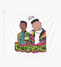 Fresh Prince Reloaded Wall Tapestry