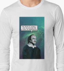 Garak Truth Quote  Long Sleeve T-Shirt