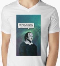 Garak Truth Quote  Men's V-Neck T-Shirt