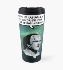 Garak Truth Quote  Travel Mug