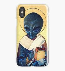 St. Alien iPhone Case