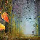 Rainy Stroll by Igor Zenin