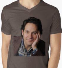 Paul Rudd Men's V-Neck T-Shirt