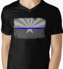 Blue Line Arizona State Flag T-Shirt