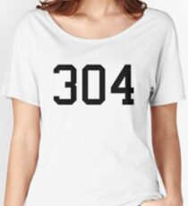 304 Women's Relaxed Fit T-Shirt