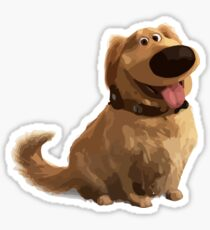 Pixar Up Doug Sticker