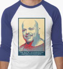 I'm Rick Harrison Men's Baseball ¾ T-Shirt