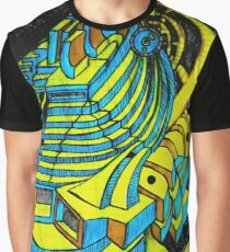 Daydreamscape Staircase  Graphic T-Shirt