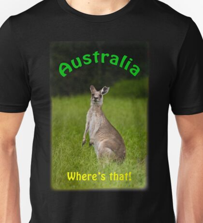 Australia...where's that T-Shirt