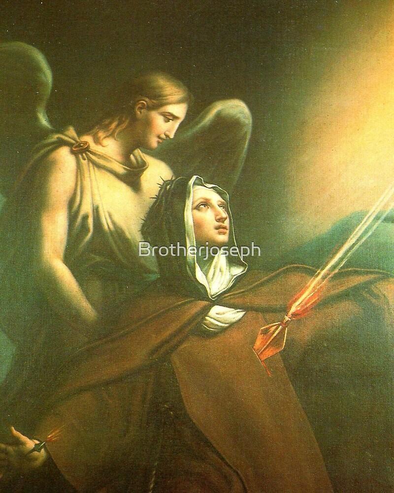 Saint Veronica Giuliani by Brotherjoseph