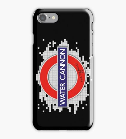Water Cannon iPhone Case/Skin