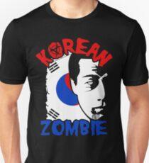 The Korean Zombie - Chan Sung Jung T-Shirt