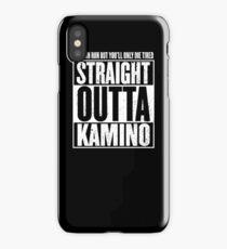 Straight Outta Kamino iPhone Case/Skin