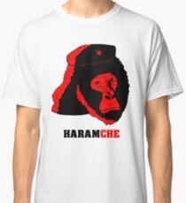 Harambe- Haramche Red Classic T-Shirt