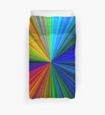 Colour circle ( color ) Duvet Cover