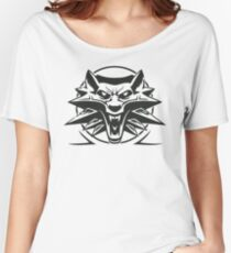 The Witcher Black Women's Relaxed Fit T-Shirt