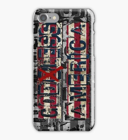 God  less iPhone Case/Skin