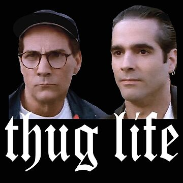 Seinfeld Thug Life Street Toughs by MimiDezines