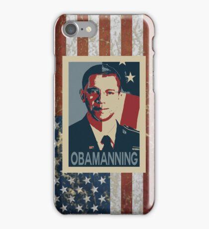Obamanning iPhone Case/Skin
