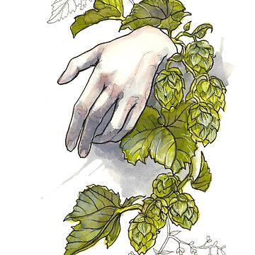 Hops by sarawilson