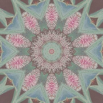 Hakea inspired pattern by Ainslie1