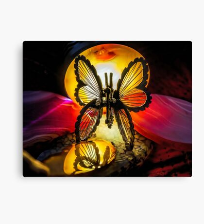 My Wings Canvas Print
