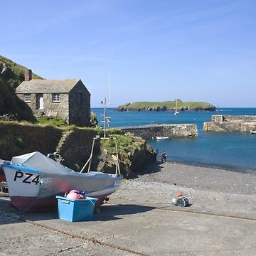Mullion Cove by pluffy