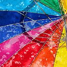 Umbrella art by Celeste Mookherjee