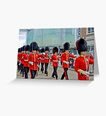 March of Pride Greeting Card